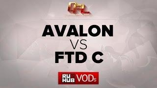 Avalon vs FTD.C, game 1