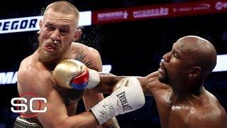 Mayweather defeats McGregor by 10th-round TKO | SportsCenter | ESPN