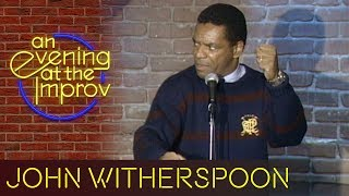 John Witherspoon - An Evening at the Improv