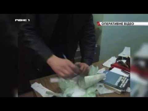 На Рівненщині лікаря-отоларинголога судитимуть за хабар [ВІДЕО]