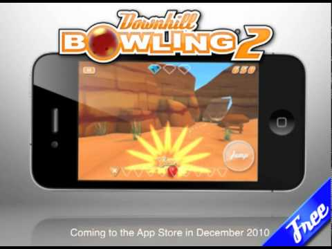 Video of Downhill Bowling 2