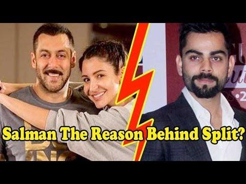 Salman Khan The Reason Behind Anushka Sharma-Virat