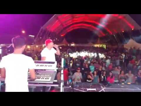 MADERADA DO ARROCHA na festa sinal exclusivo em Planalto-Ba música a nave e o paredão