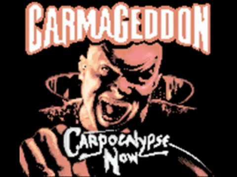 carmageddon game boy color rom