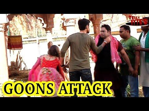 OMG! Goons ATTACK Vividha family | Jaana Na Dil Se