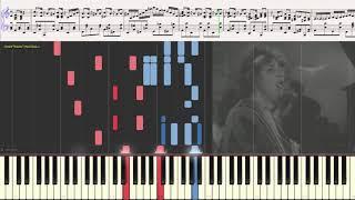 Мурка (Ля минор) (Jazz)(Ноты и Видеоурок для фортепиано) (piano cover)