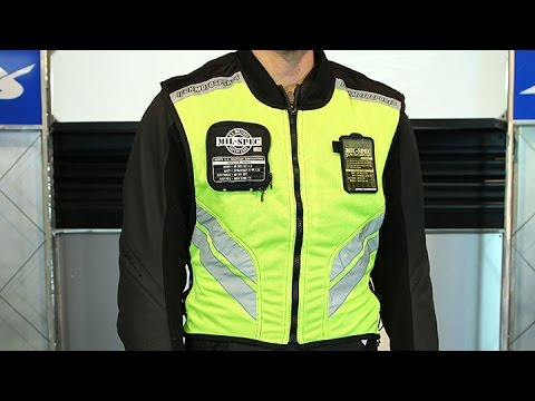 ICON Mil-Spec Mesh Vest Review   Motorcycle Superstore