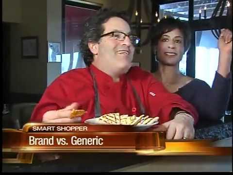 Brand name vs generic
