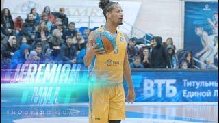 Лучшие игровые моменты Джеремайи Хилла в составе Баскетбольного клуба «Астана» 2019/2020