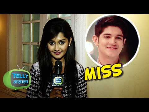 Kanchi Singh Missed Rohan Mehra in Switzerland