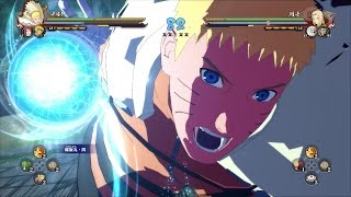 Gameplay - Settimo Hokage - Road to Boruto