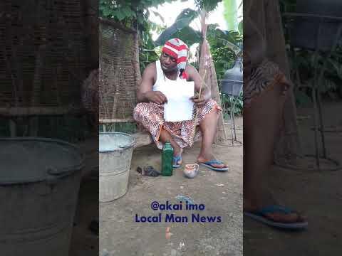 Local man street mask