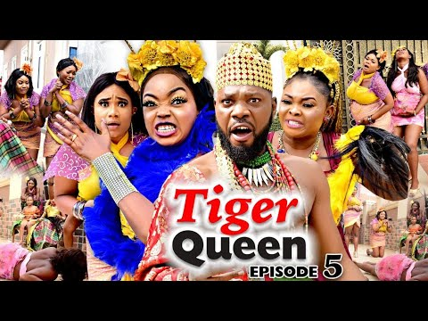 TIGER QUEEN SEASON 5 - (New Movie Hit) JERRY WILLIAMS || REBECCA 2020 Latest Nigerian