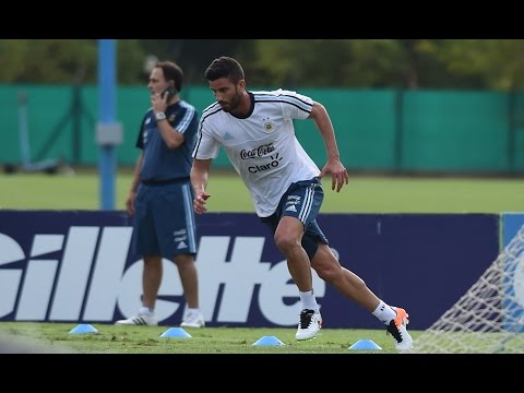 Ex River en la Selección: Mateo Musacchio
