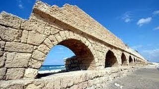 Caesarea Israel  city photos : The Israel Coast - A tour of Caesarea, Haifa, Acre and Rosh HaNikra - 2013 HD