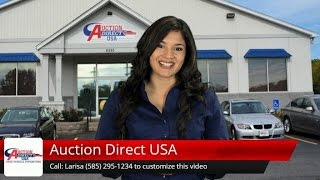 Victor (NY) United States  city photo : Best Used Car Dealers in Rochester - Auction Direct USA - Victor, NY Reviews