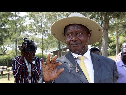 Ουγκάντα: Προβάδισμα Μουσεβένι στις προεδρικές εκλογές
