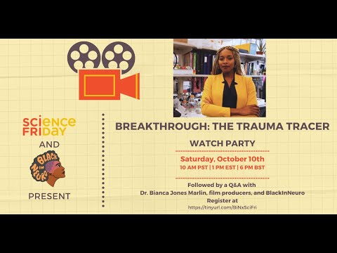 Breakthrough: The Trauma Tracer - Watch Party and Q&A