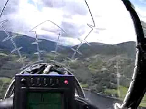 windermere - A flight in a RAF Hawk aircraft over lake Windermere in Cumbria.