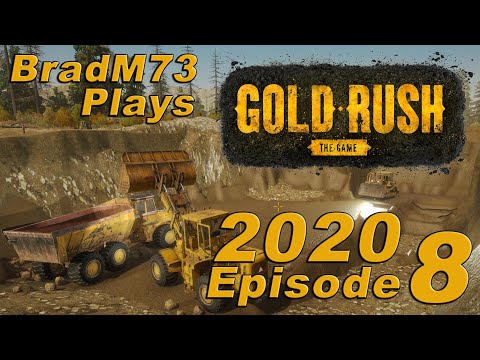 Gold Rush: The Game - 2020 Series - Episode 8:  Drilling Core Sample with Drilling Machine!!