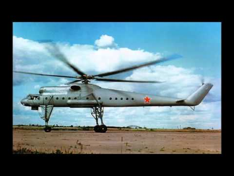 The Mil Mi-10 (NATO reporting name...