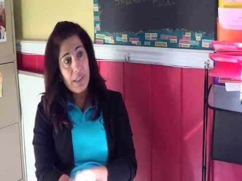Entrevue d'une éducatrice en CPE