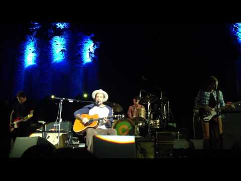 New Song - &quot;Wide Open Light&quot; live at Taormina (07/25/12)