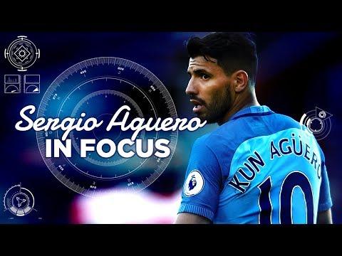 Video: SERGIO AGUERO - GOALS GALORE!   BEST BITS 2016/17   In Focus