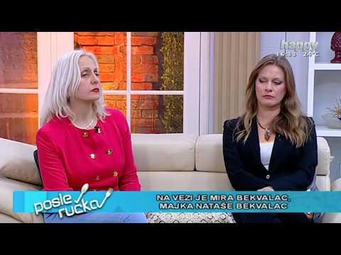 Majka Nataše Bekvalac (TV Happy 19. 04.) – Ekskluzivno uključenje