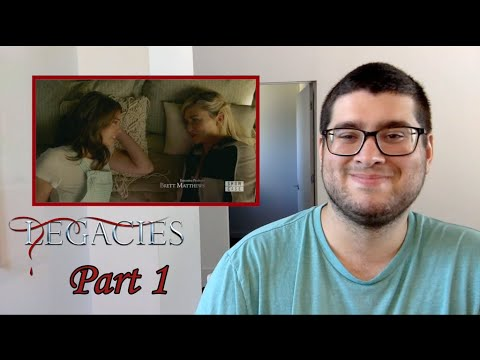 Legacies Season 2 Episode 1 Part 1 Reaction