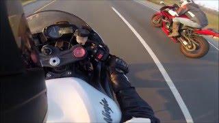 4. 2013 Kawasaki Ninja 636 vs. 2008 Honda CBR-600RR