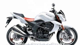 6. 2008 Kawasaki Z 1000 - Engine & superbike