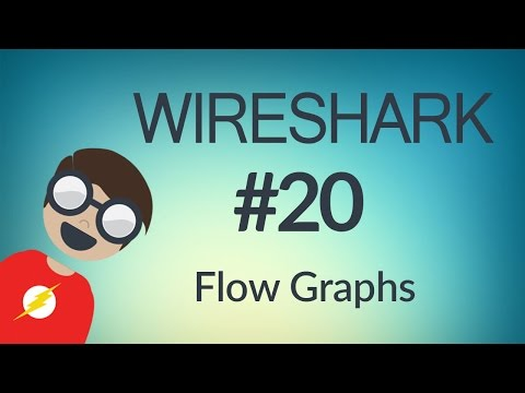 WireShark : Flow Graphs