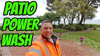 Patio Cleaning Poole
