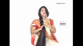 Indian Traditional LongHair Braid promo