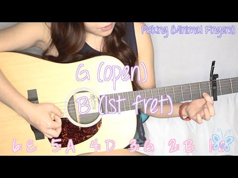 """She Looks So Perfect"" – 5SOS EASY Guitar Tutorial/Chords"