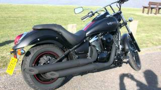 9. Kawasaki VN900 Custom Special Edition 2011