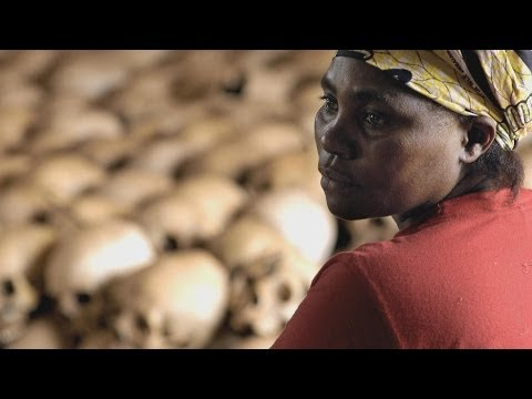 Faces Of Africa -  Reliving Hotel Rwanda