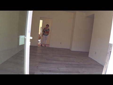 США 5279: Наша стройка дома в Саннивейле - настилают полы и не только