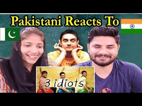 Pakistani Reacts To | 3 Idiots Official Trailer | Aamir Khan | Kareena Kapoor | Boman Irani.