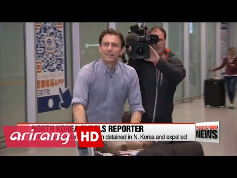 BBC reporter expelled by North Korea