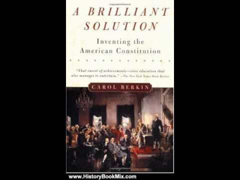 What is carol berkin thesis in a brilliant solution