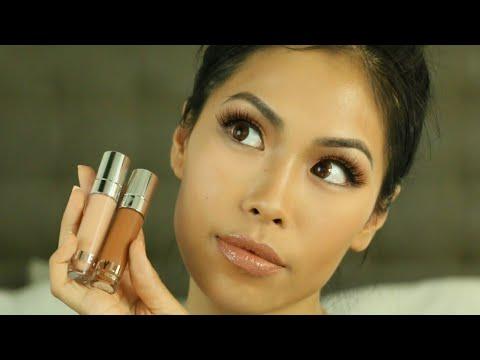 Kylie Cosmetics Skin Concealer HIMALAYA & CINNAMON Full Face Swatch Review Tutorial