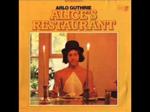 Arlo Guthrie's Alice's Restaurant