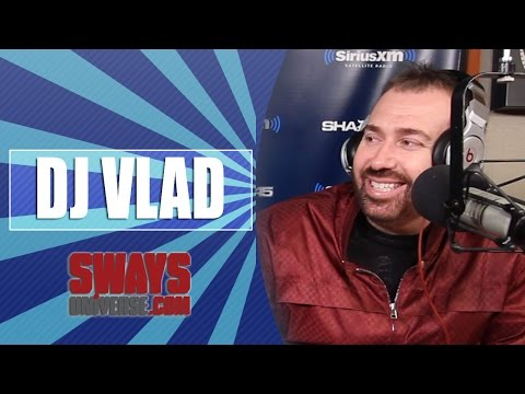 vlad - Hip-Hop CEO, DJ Vlad to talk about his site, VladTV.com's expansion and garnering over 80 million views a month. Vlad also spoke about Jay Electronica's Twitter diss and seemed to not be fazed...