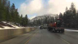 Colfax Spring (CA) United States  city pictures gallery : Timelapse drive: Colfax to Soda Springs Ca.