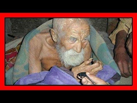 uomo di 179 anni, che sia immortale?