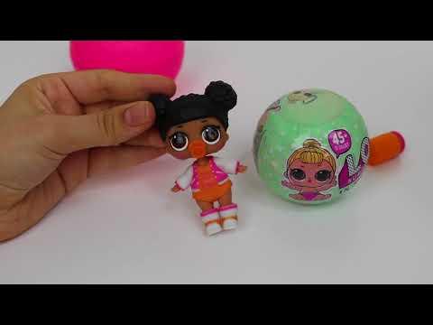 Video LOL Sürpriz Bebek Yumurta Challenge!! - 2. Bölüm - Eski Seri Lol bebek Açtık! - Bidünya Oyuncak download in MP3, 3GP, MP4, WEBM, AVI, FLV January 2017