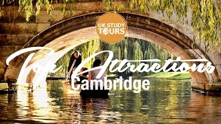 Cambridge United Kingdom  City pictures : Cambridge Top Attractions - UK Study Tours