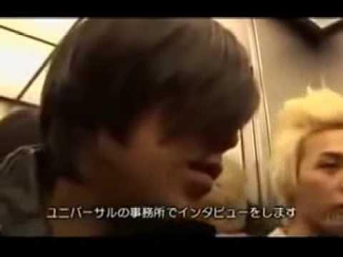 G-Dragon kiss SeungRi (full)